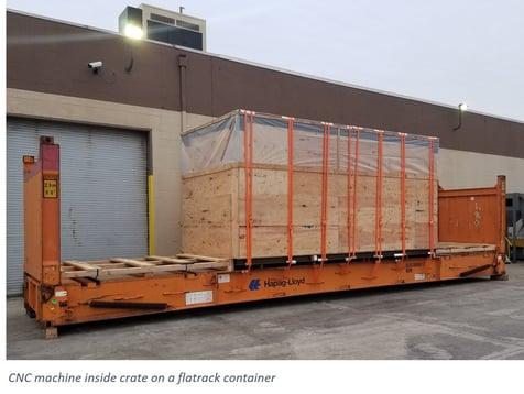 oversize cargo transportation