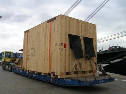 Oversize shipping