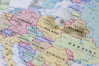 eastern europe freight